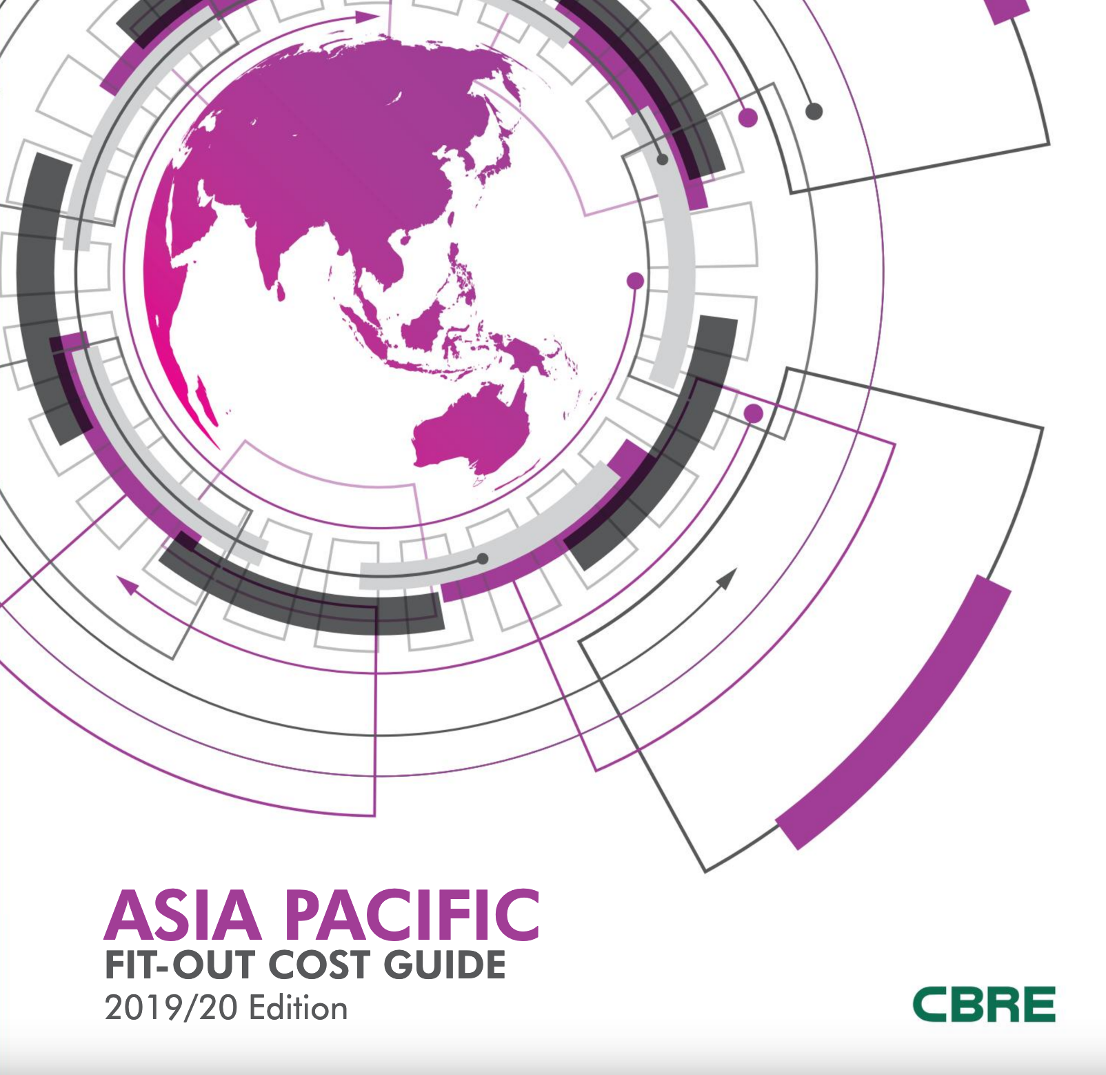 Asia Pacific Fit-Out Cost Guide 2019/20