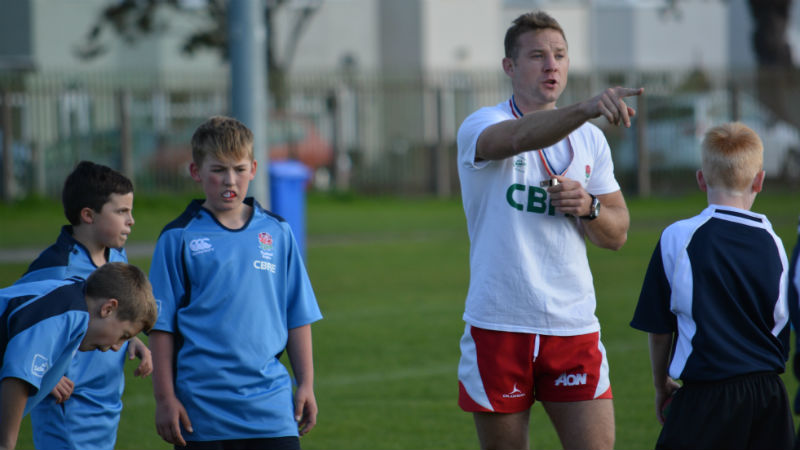CBRE All Schools Rugby programme image 1