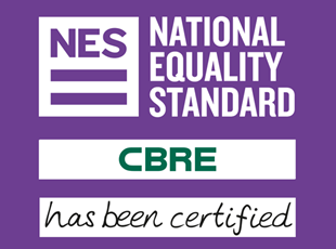 EY's National Equality Standard Accreditation