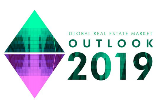"<strong><font size=""6"">Global Real Estate Market Outlook 2019</strong></font>"