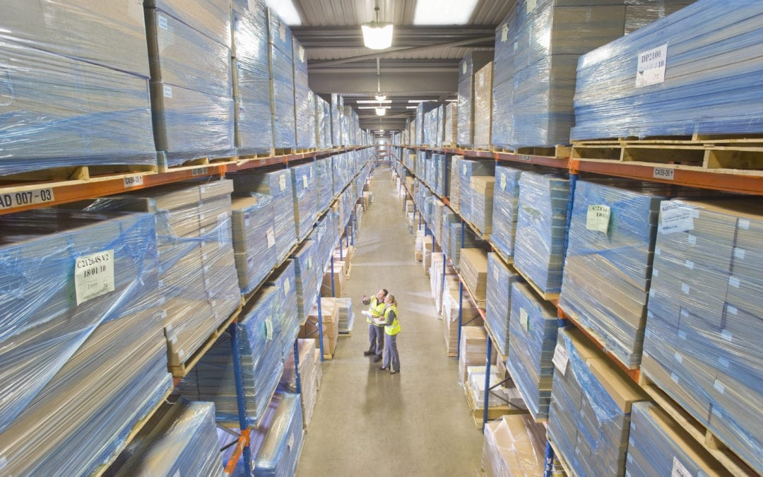 Is Brexit stockpiling driving warehouse demand? Part one