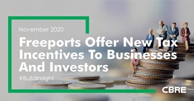 Freeports offer new tax incentives to businesses and investors