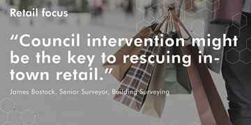 The councils shopping for retail social card