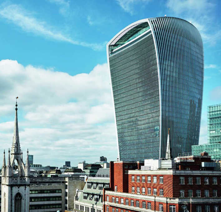 "Canary Wharf Group<br>20 Fenchurch Street<br> <font size=""3.5"">936,460 sq ft</font>"