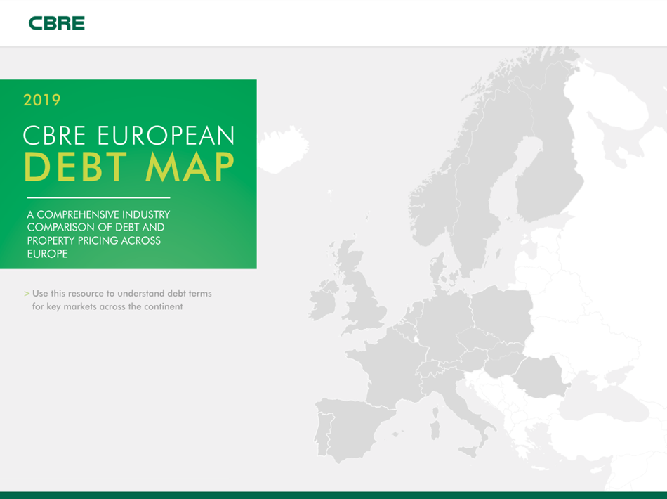 CBRE-European-Debt-Map-2019