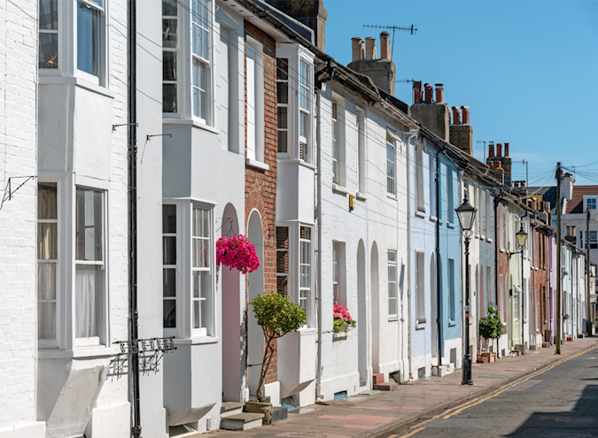 London's Top Commuter Towns<br>in 2020