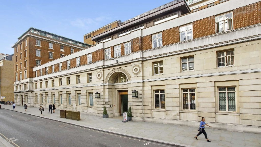 CHANCERY HOUSE, WC2