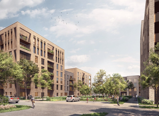 Planning permission secured for major London regeneration scheme