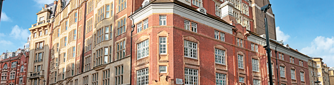SANCTUARY BUILDINGS, SW1