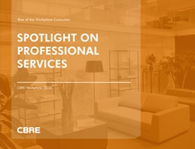 Professional Services - CBRE Workplace's 'Rise of the Workplace Consumer'