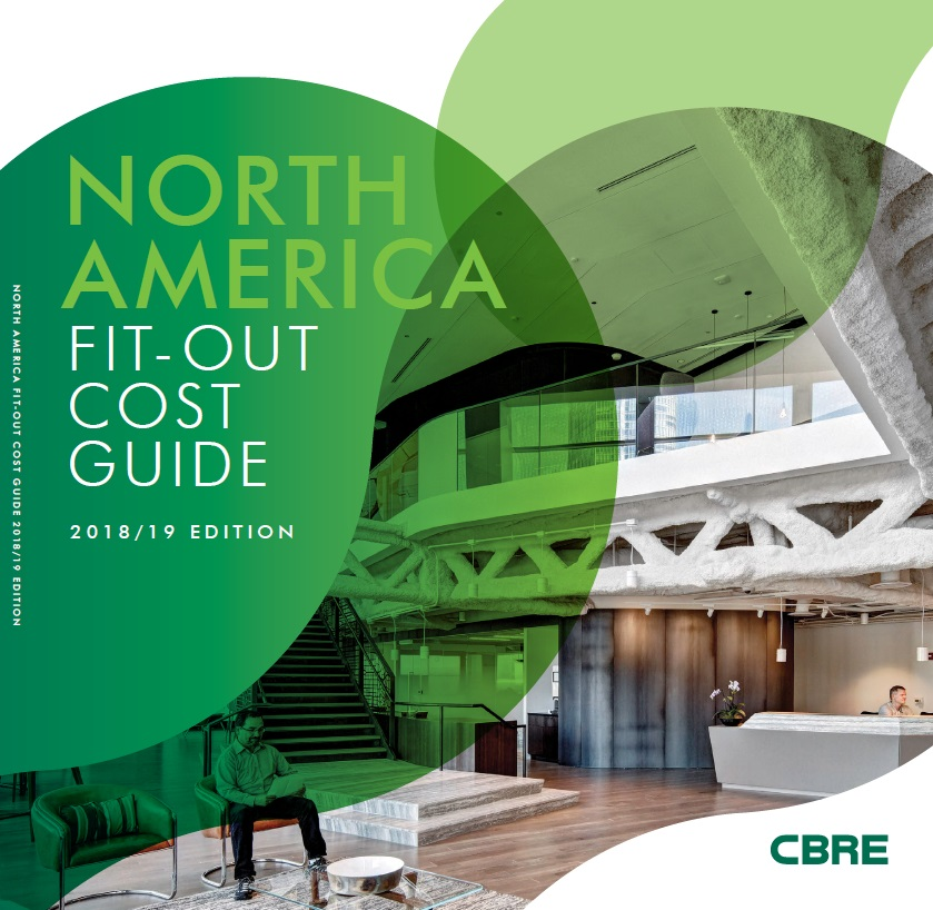 EMEA Fit-Out Cost Guide 2018/19 Edition | CBRE