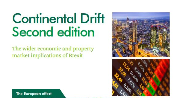 Continental Drift report cover image